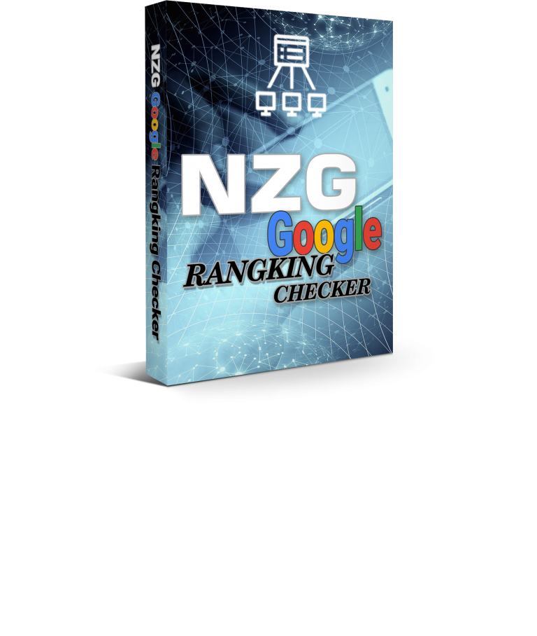 NZG Google Rangking Checker