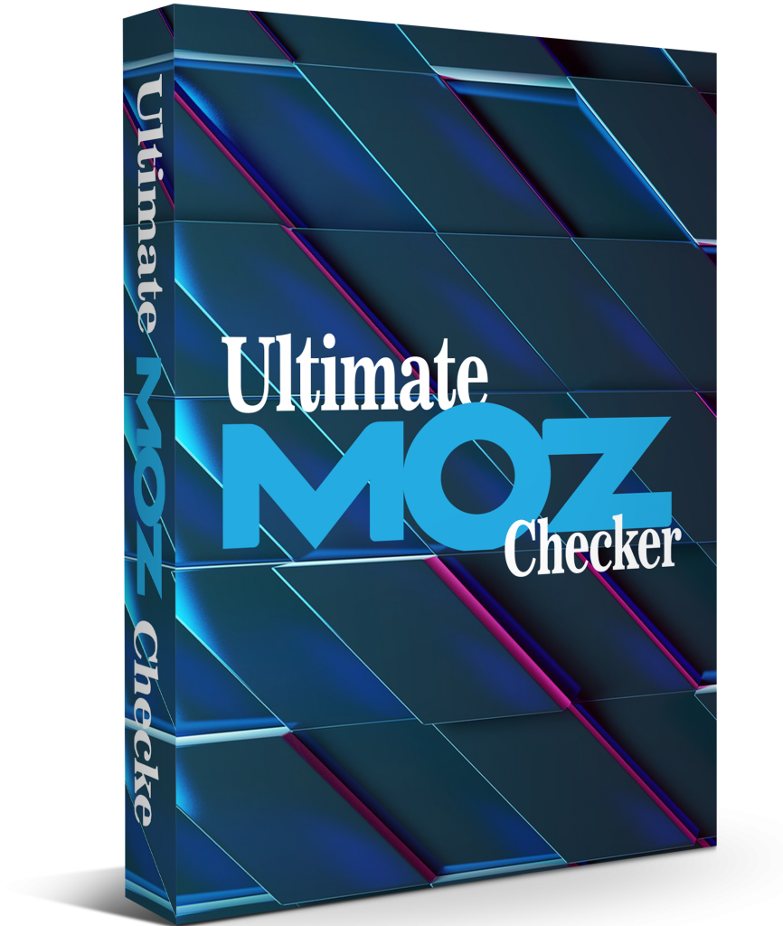Ultimate MOZ Checker2